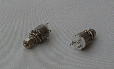 Trim Potentiometer w/ Locknut